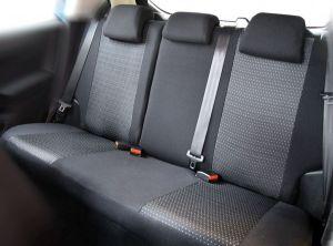 Autopotahy Škoda Octavia I, dělené zadní sedadla, PRACTIC