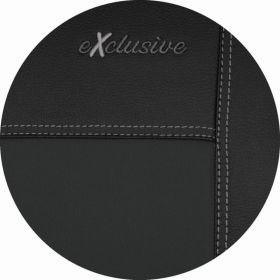 Autopotahy XSARA PICASSO, 5 míst, od r.1999-2010, kožené EXCLUSIVE černé
