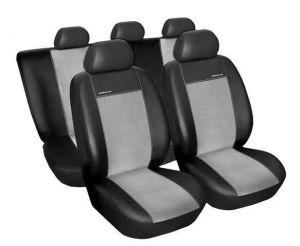 Autopotahy Seat Toledo II, od r. 1998-2004, Eco kůže + alcantara