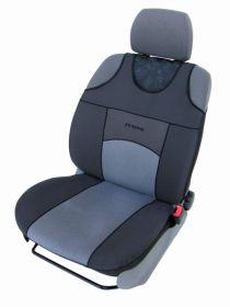 Autopotahy Autopotahy TUNING EXTREME s alcantarou,1+2, sada pro tři sedadla, šedé