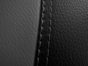 Autopotahy Volkswagen Amarok, kožené EXCLUSIVE černošedé