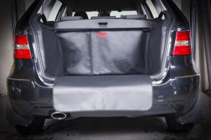 Vana do kufru Honda Jazz II od 2008, BOOT- PROFI CODURA