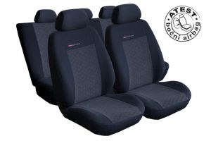 Autopotahy Seat Cordoba I, od r. 1993-2002, antracit