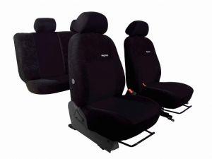 Autopotahy Peugeot Boxer II, 3 místa, stolek, ELEGANCE ALCANTARA, černé