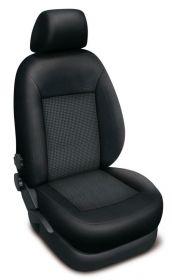 Autopotahy FORD CUSTOM, 6 míst, od r. 2012, AUTHENTIC PREMIUM žakar Audi