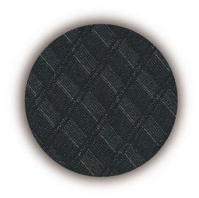 Autopotahy MAN TGX, 2 místa, 1+1, AUTHENTIC PREMIUM vlnky černé
