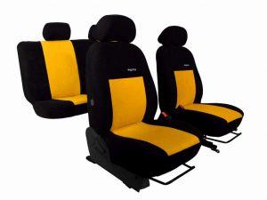 Autopotahy JEEP RENEGADE, od r. 2014, ELEGANCE žluté