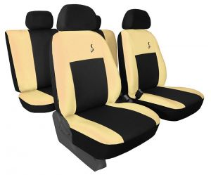 Autopotahy MAZDA CX 5 II, od r. 2017, ROAD béžové