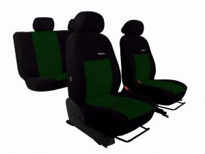 Autopotahy SEAT ARONA, od r. 2017, ELEGANCE zelené