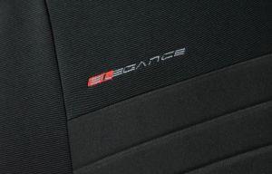 Autopotahy Volkswagen Caddy III, 2 místa, od r. 2003, prolis