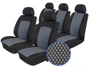 Autopotahy Citroen Xsara Picasso, od r. 1999-2010, 5 míst, Dynamic šedé