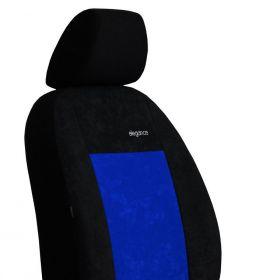 Autopotahy NISSAN X-TRAIL III, od r. 2013, ELEGANCE modré